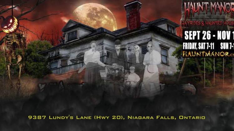 haunt manor