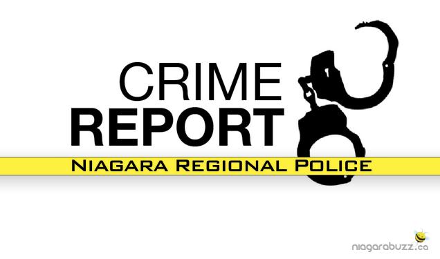 niagara regional police CRIME REPORT