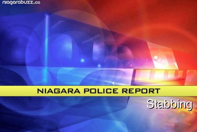 Stabbing - Niagara Police Report
