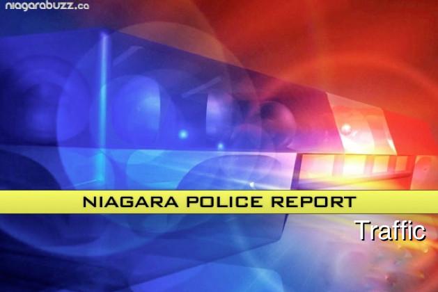 Traffic - Niagara Police Report