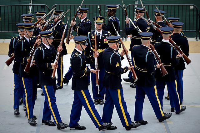 us-army-drill-team-619171_640
