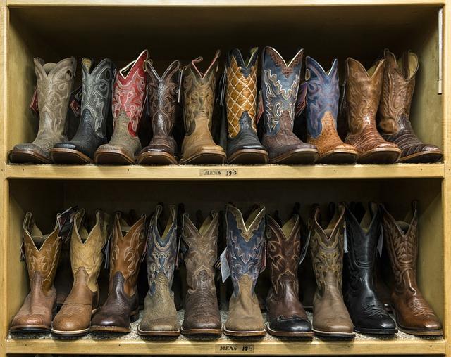 cowboy-boots-553668_640