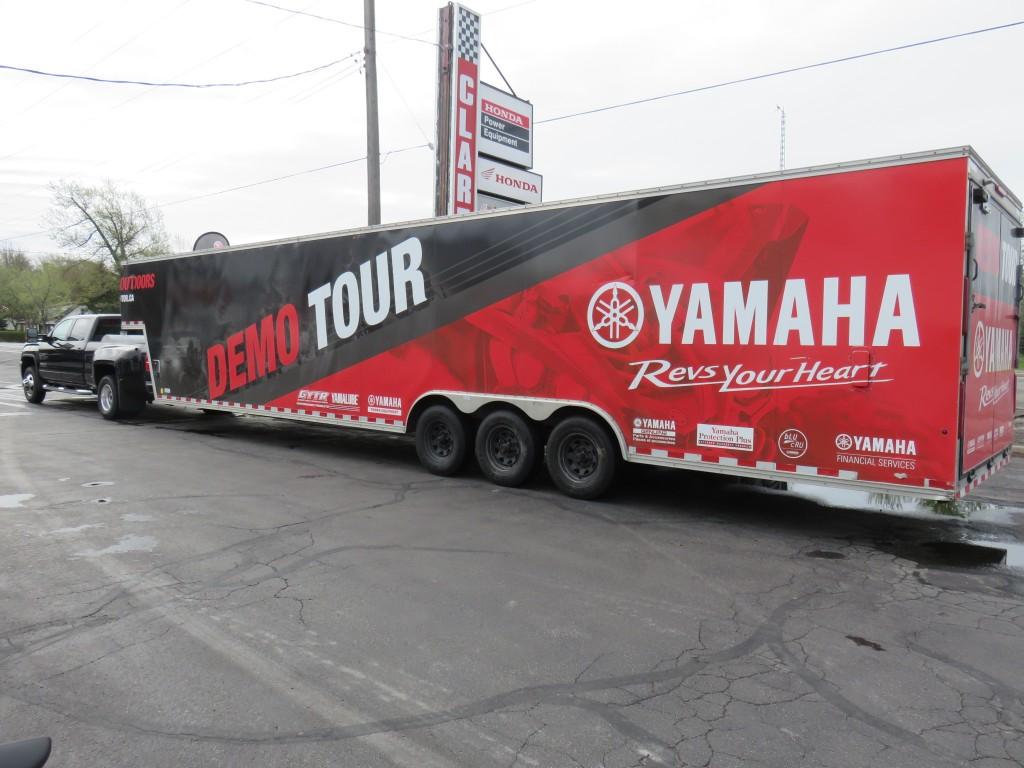 yamaha truck