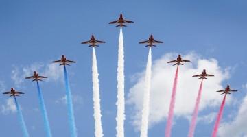 red arrow squadron
