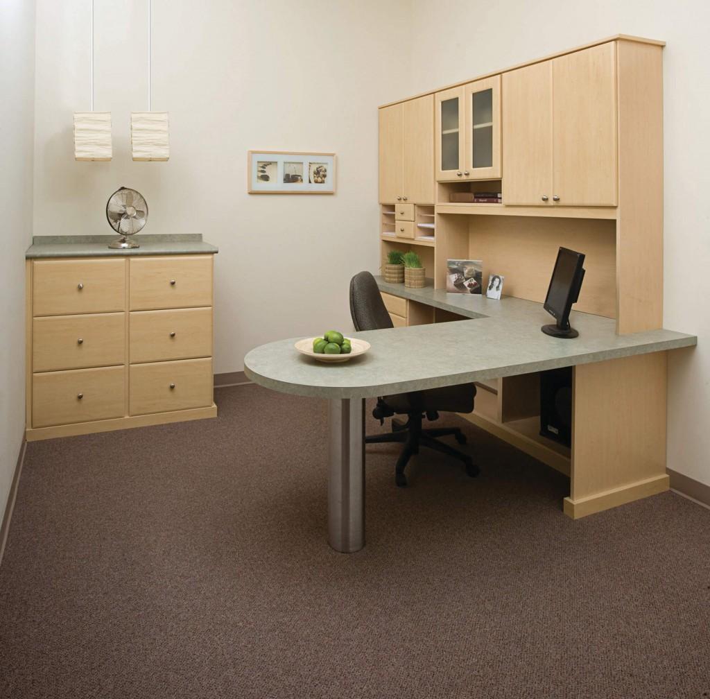 birch desk