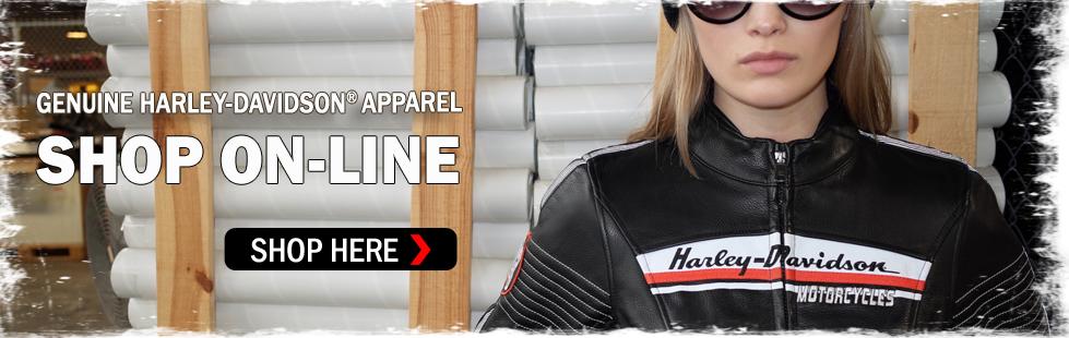 Harley Davidson® Merchandise