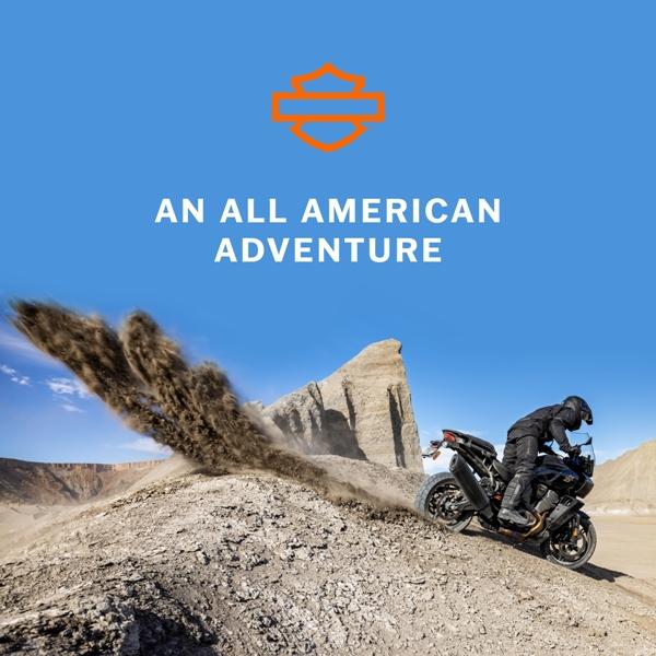 Harley Pan America 1250